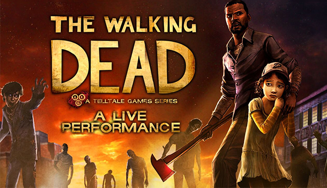 Walking Dead Video Game Voice Dave Fennoy - Voiceover Los Angeles